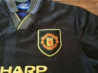 Classic Football Shirts | 1993 Manchester United Vintage Old Jersey